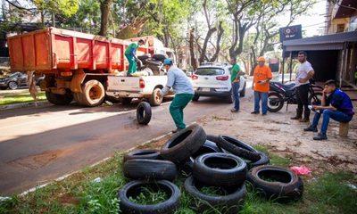 Recogen 70 toneladas de basura en CDE