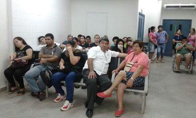 IPS de Luque, uno de los hospitales más concurridos por cuadros febriles