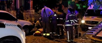 Muere electrocutado en Asunción