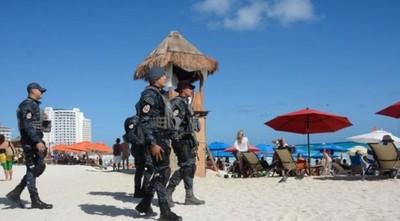 Asesinan a seis personas en el emblemático balneario mexicano de Cancún