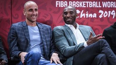 Ginóbili y Scola, devastados tras la muerte de Kobe Bryant