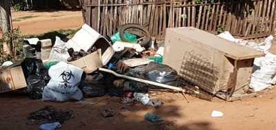 Minga incompleta: criaderos sacados por vecinos no fueron recogidos