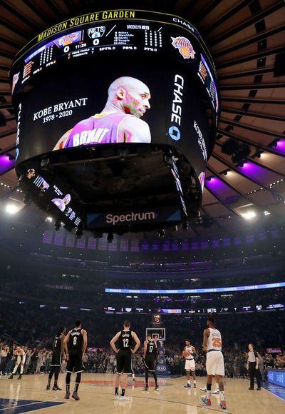 La NBA se viste de luto