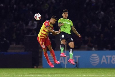 Con gol de Darío Lezcano, Juárez goleó a Morelia