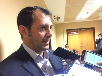 Gobernador de San Pedro y diputado, seguirán dialogando para superar diferencias políticas