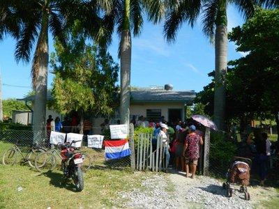 Puerto Casado: Toman Junta de Saneamiento tras crisis de agua potable