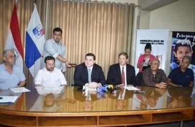 Fernando de la Mora apunta a ser la primera ciudad con acceso gratuito a desagüe cloacal