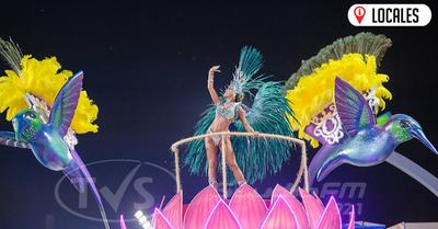Encarnación vivió la primera ronda del Carnaval 2020