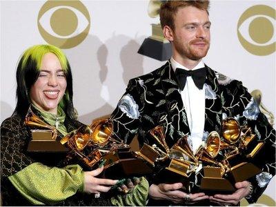 Conocé la lista completa de ganadores del Grammy 2020