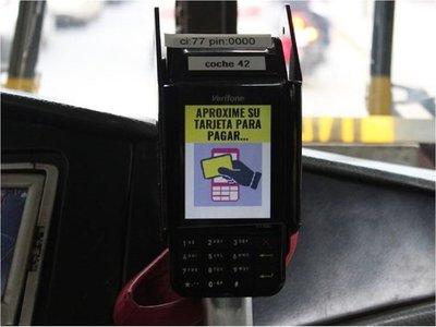 Billetaje electrónico: Pretenden que 100% de buses tengan validadores en julio