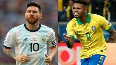 Brasil vs Argentina En Vivo Semifinal Copa América 2019