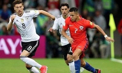 Alemania vs Chile en vivo, online, Final Copa Confederaciones 2017