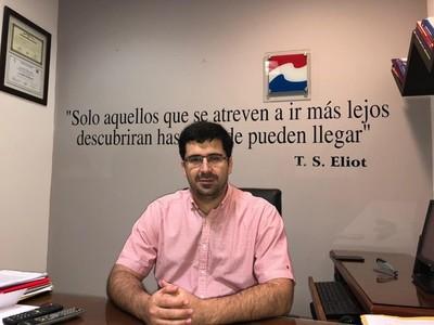 Intendencia de Asunción: 'mi candidatura es una gran posibilidad'-Sebastián Villarejo