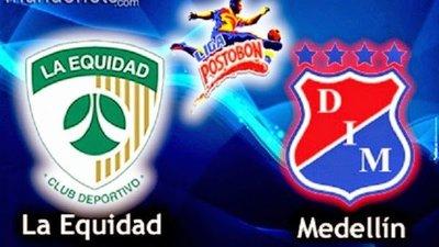 La Equidad vs Independiente Medellin en vivo 2014 (previa, hora, alineaciones)