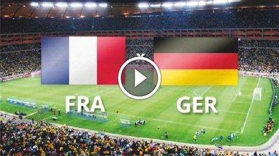 Francia vs. Alemania en vivo online semifinal Eurocopa 2016