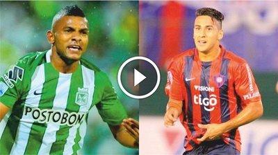 Atlético Nacional vs Cerro Porteño en vivo Copa Sudamericana 2016