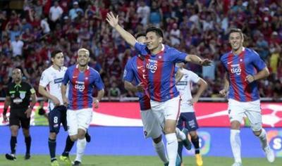Cerro Porteño vs Nacional (3-1) Goles, Resumen, Clausura 2017