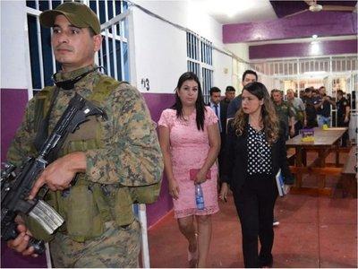 Lenta investigación de la  fuga de presos del penal de Pedro Juan