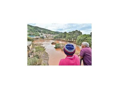 Lluvias dejan en emergencia a  101 municipios de Brasil