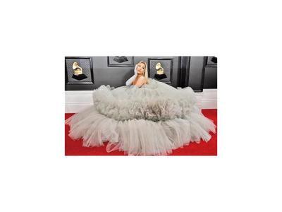 Grammy: Glamour y extravagancia  en la alfombra roja