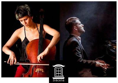 Noche de bossa y tango en Drácena