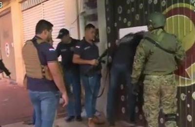 Siguen los allanamientos en busca de los fugados del penal de Pedro Jun Caballero