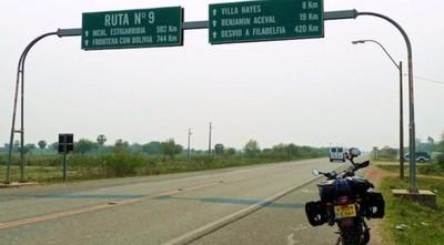 Arranca la rehabilitación de la ruta Transchaco