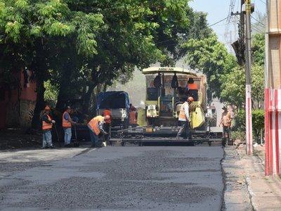 San Lorenzo: Municipio pide a Essap reembolso por reparar calles rotas