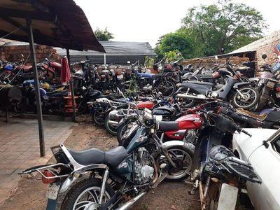 Juzgado autorizó destrucción de vehículos chatarras en predios de la Caminera