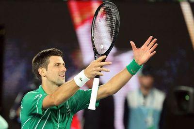 Djokovic avanzó y medirá a Federer