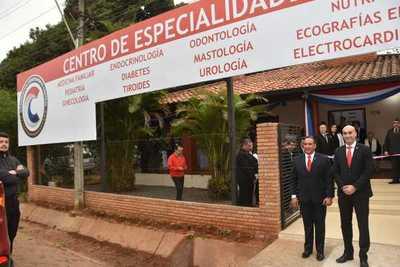 Denuncian el cierre de un centro de salud dependiente de la Gobernación de Central