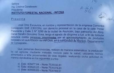 Empresa de HC denuncia a caleros de San Lázaro