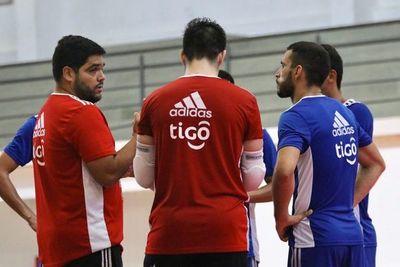 La selección de Futsal viajó a Brasil