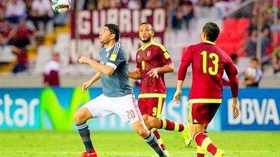 Venezuela vs Paraguay (0-1) Goles Resumen Resultado Eliminatorias Rusia 2018