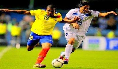 Ecuador vs Honduras 2013 Amistoso En Vivo Online