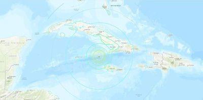 Fuerte sismo en el Caribe se sintió en Cuba y obligó a evacuar edificios en La  Habana