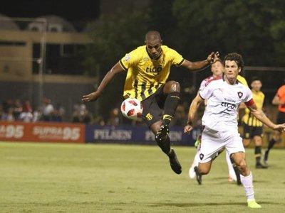 Deslumbró contra Cerro Porteño, que pudo ser su primer equipo en Paraguay