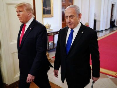 Trump presenta plan de paz para Medio Oriente