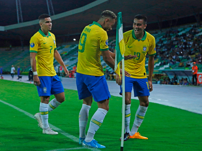 Brasil se asegura el pase a la siguiente ronda venciendo a Bolivia