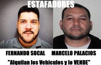 Arrestan al presunto estafador Fernando Socal