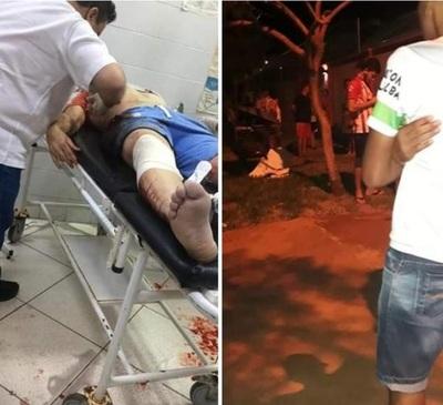 Dos muertos y tres heridos en atentado en Capitán Bado