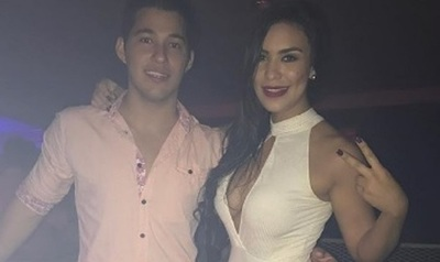 Ana Laura Chamorro celebra casi dos años de amor