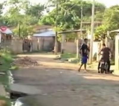 Matan de un balazo a hombre en Asunción