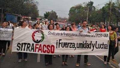 Denuncian que Encargada de Despacho de la FACSO se autoasignó cátedras sin concurso