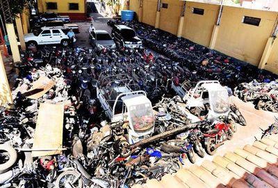 Juzgado autoriza al MOPC a eliminar vehículos abandonados
