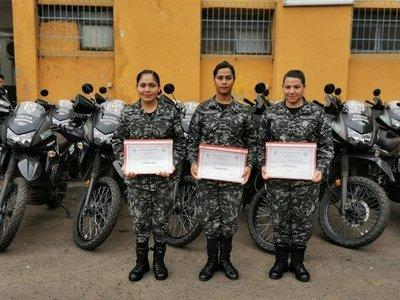 Grupo Lince incorpora a las primeras mujeres egresadas de la Policía Nacional