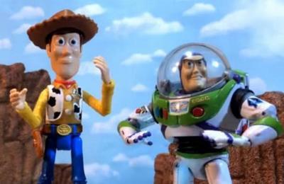 El alucinante remake de 'Toy Story 3' en stop-motion hecho por dos niños