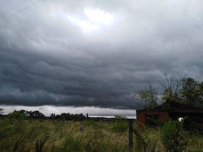 Nueva alerta meteorológica para Región Oriental y Bajo Chaco