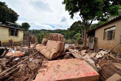Belo Horizonte amanece bajo el agua tras lluvias récord que dejan 53 muertos
