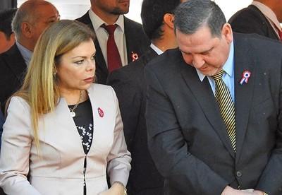 Fiscalía formula acusación contra el matrimonio Zacarías